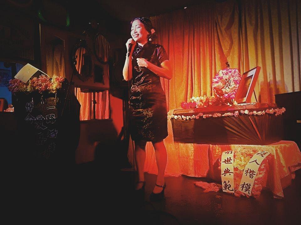 Melbourne Fringe Festival Lansy Feng