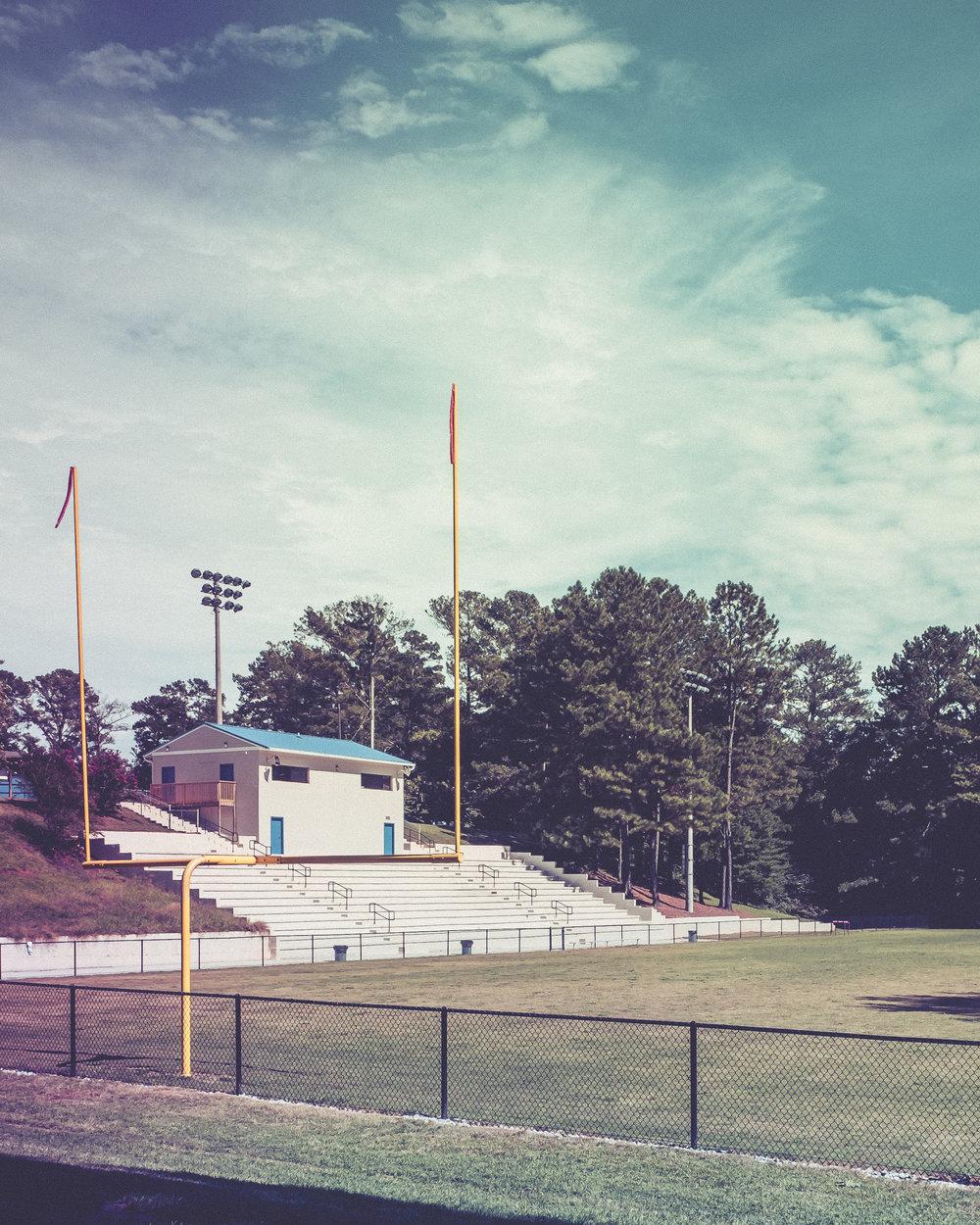 Where it all began, Glenwood Hills Decatur, Georgia
