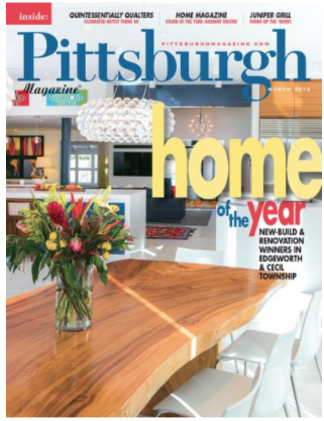 Home of the Year - Pittsburgh Magazine