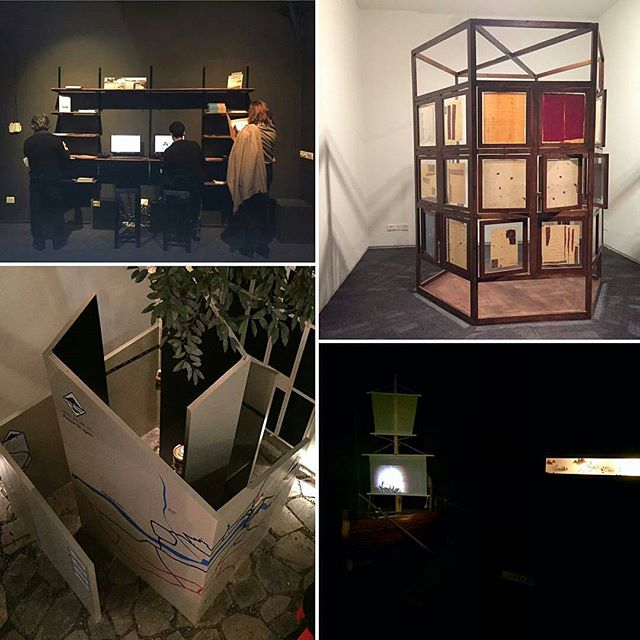 #REPOST from @artpediemdotcom  My first stop 😀 - As part of the extended program of the India Art Fair 2017, Khoj international artists' association opened its exhibition 'Evidence Room' - From 2010 - 2014, @Khojstudios supported 19 site specific artistic interventions across India, which addressed issues around #publicart, #ecology and #community.  #Khoj invited artists to reflect on 'development' as embodied in the rank infrastructural changes taking place across the country and the tenuous coexistence of this development with #local ecologies. Drop by and check it out, it's on till the 15th of March . . . #indiaartfair #indiaartfair2017 #southasianart #contemporaryart #communityart #delhiiloveyou #delhiwalkfestival #storiesofindia #justdelhiing #vsco #vscocam #india_gram #indianphotography #_soidelhi #dfordelhi #justdelhiing #everydayindia #natgeotravelindia #socalitynewdelhi #socalitydelhi #delhiinstameet #ifoundawesome #ig_delhi #401reasons