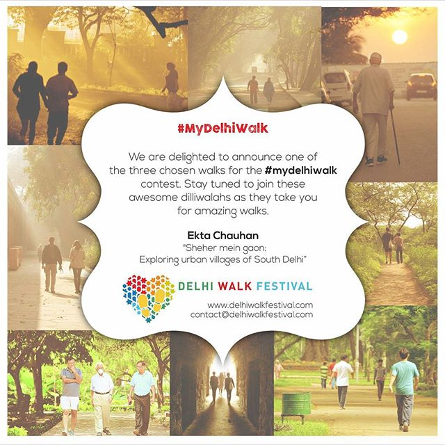 """Happy to announce the last #MyDelhiWalk winner - """"Riyasat, Raj and Radio: Journey of Nautch in India"""". Lead by Soumya Sahai of a student led history collective.  Join Sahai from Musafir Heritage Walks in the #DelhiWalkFestival, to explore the promenade In Chawri Bazaar which housed the kothis of the various tawaifs.  Using photographs, tales and songs discover the times associated with the traditions of Nautch, of how the courtisans interacted & dealt with men in power - Mughals as well as the British. Learn about their fall from grace and then their forays with the arrival of Radio. . . . #delhiwalkfestival #dwf3 #socialoffline #DelhibyMetro #alpaviram #storiesofindia #photooftheday #inspiroindia #justdelhiing #india_gram #indianphotography #_soidelhi #_soi #dfordelhi #vscoindia #justdelhiing #everydayindia #natgeotravelindia #socalitynewdelhi #socalitydelhi #delhiinstameet #lonelyplanetindia #incredibleindia #lonelyplanet #ifoundawesome #ig_delhi #401reasons #socialoffline"""