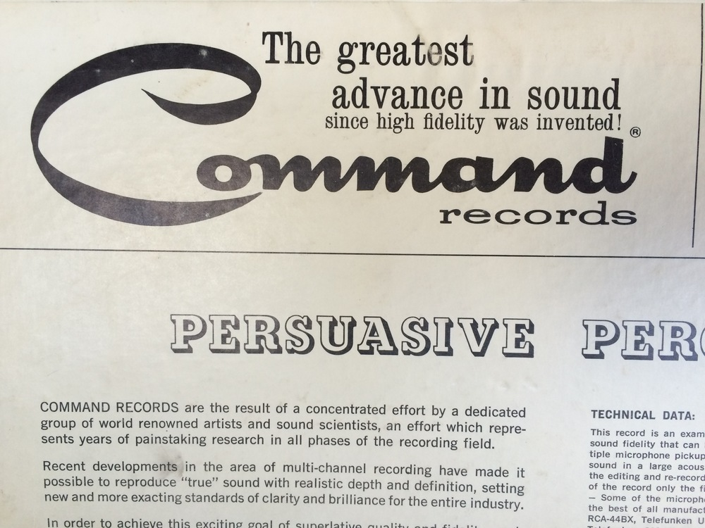 Command has a nice logo too.