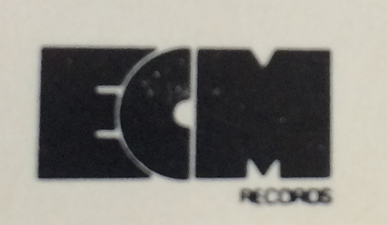 ECM logo is very small but still readable. Thumbs up!