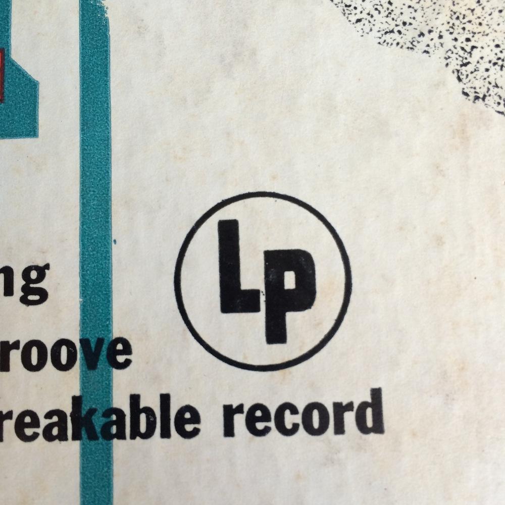 LP logo!