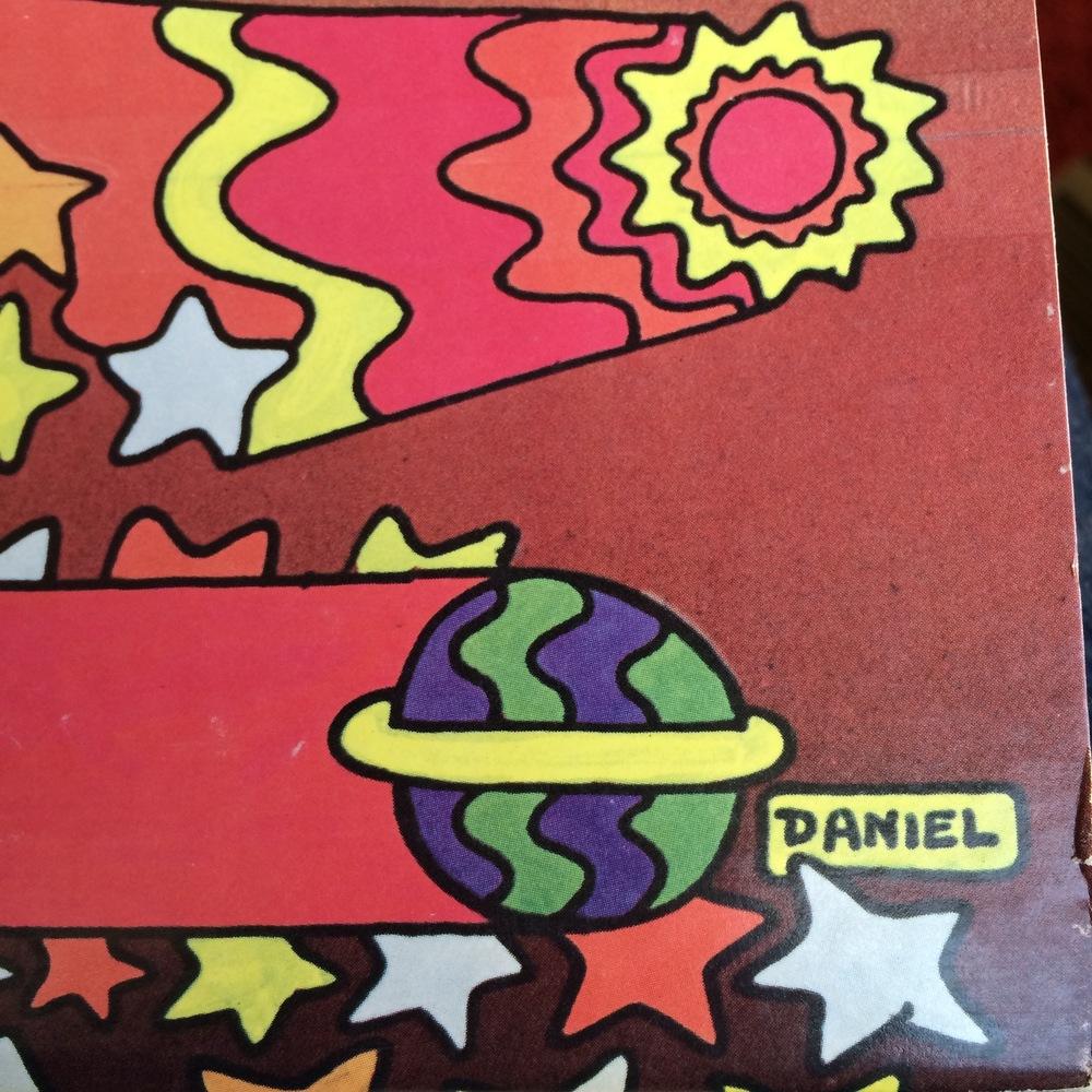 good job Daniel!