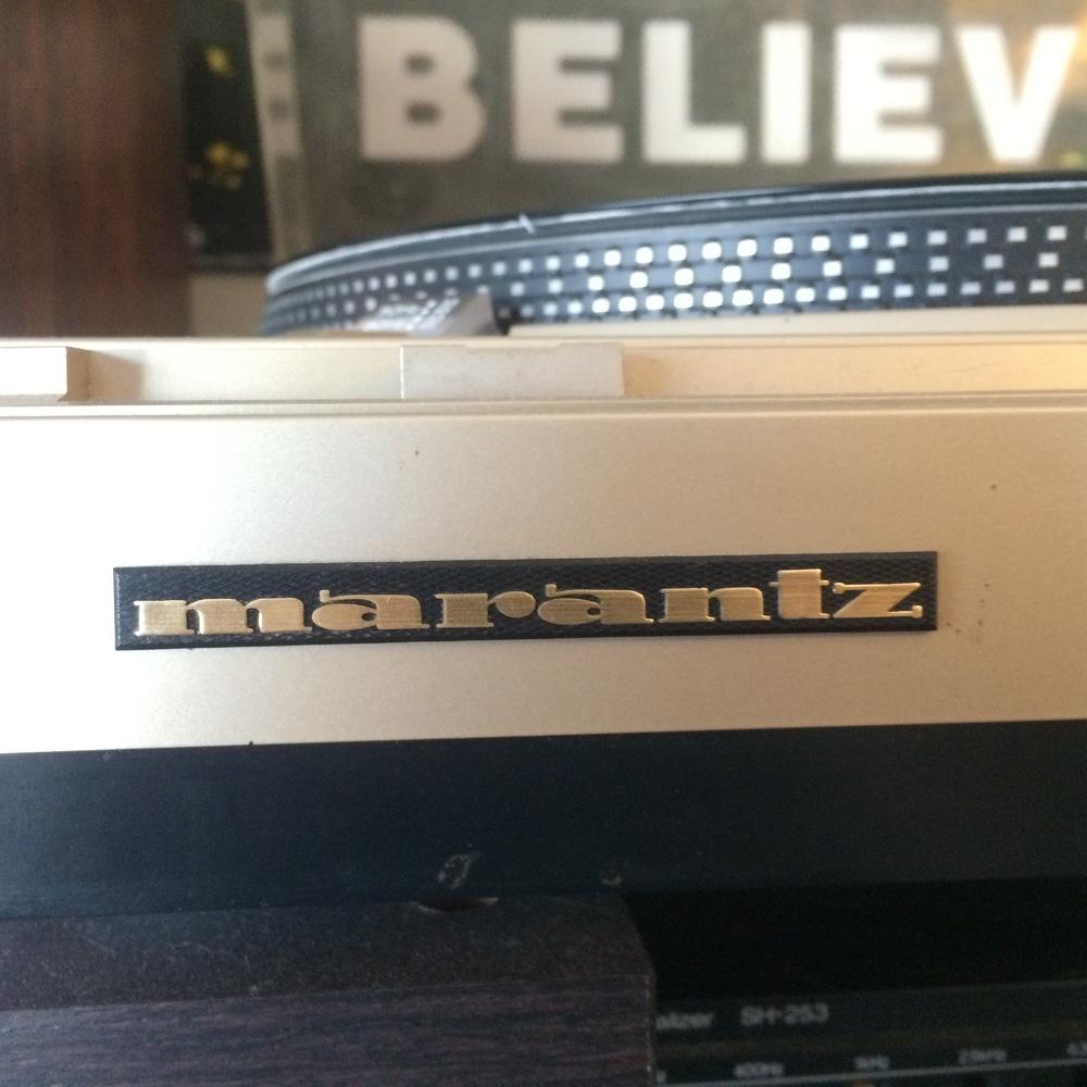 nice letters marantz