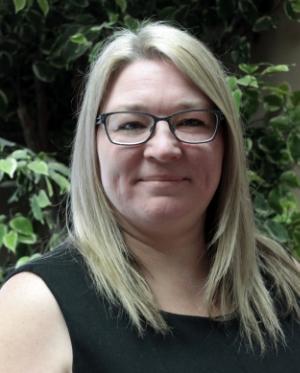 Executive Director Maria Freeman