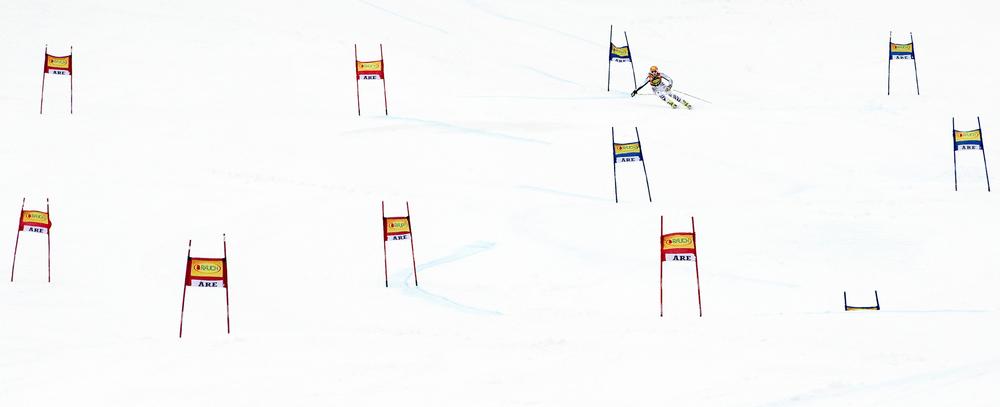 Alpine Skiing -