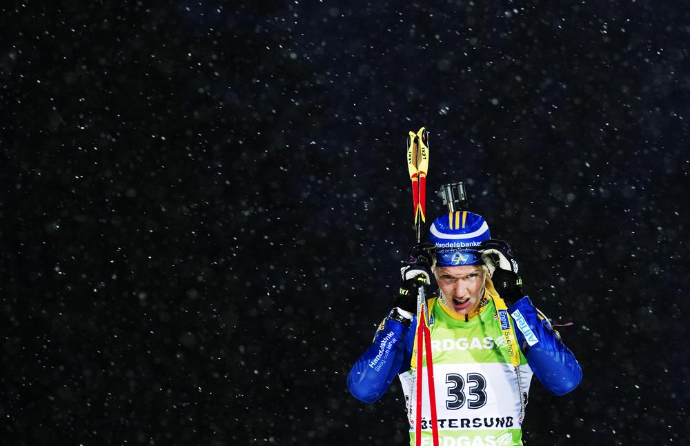 Biathlon -