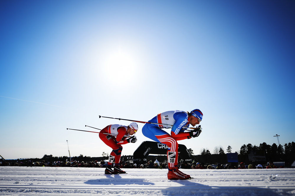 Cross Country Skiing -