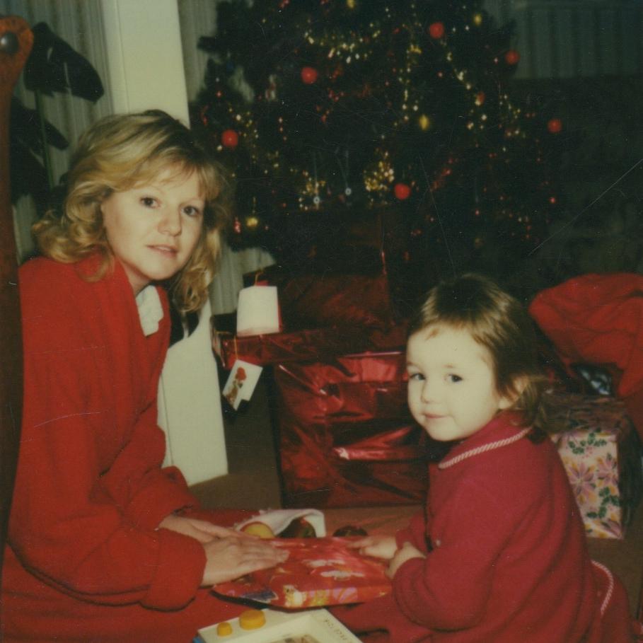Me and Mum 1984