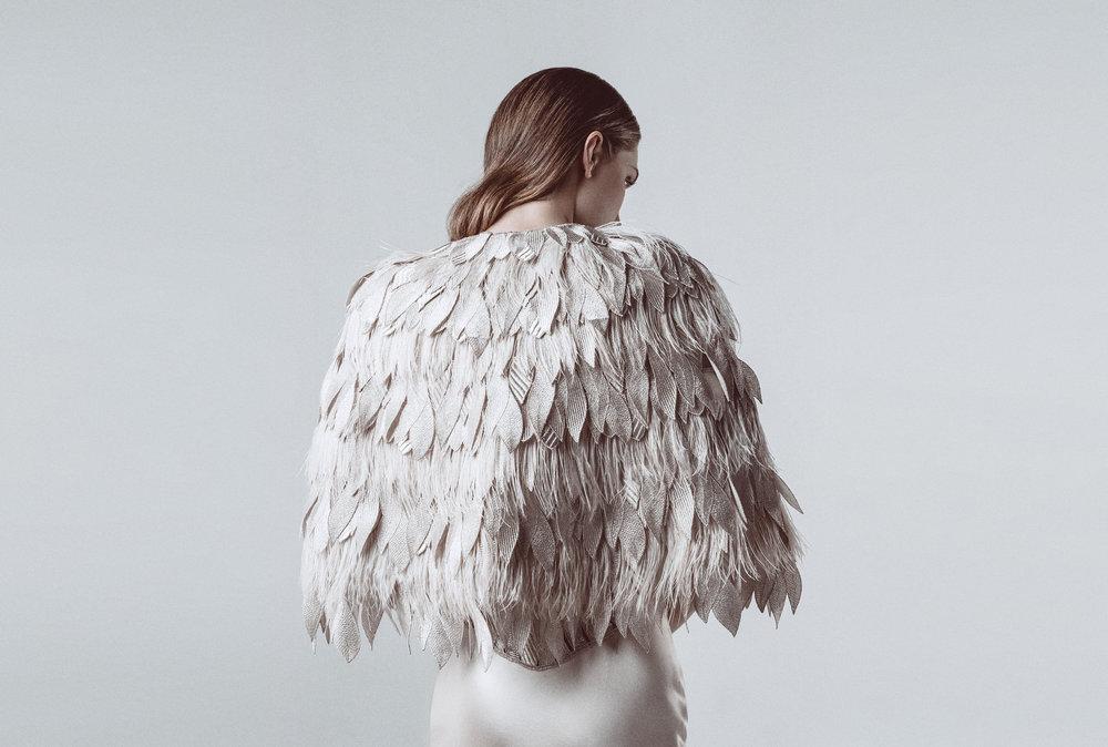 """""""La Sombra de Venus"""" Lookbook for Isabel Zapardiez"""