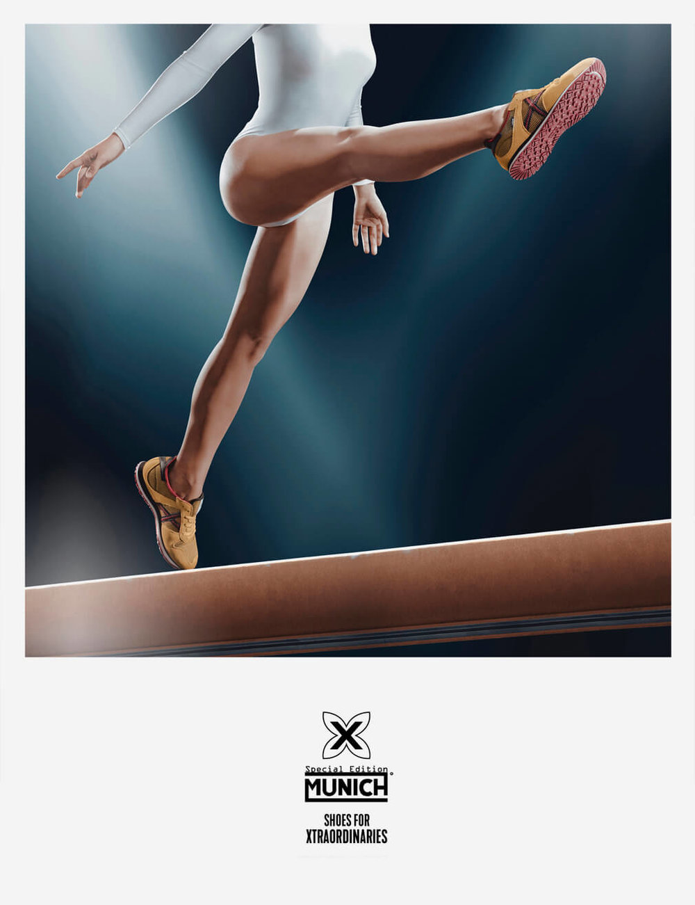 Munich Sports Campaign by Mikel Muruzabal Studio / Advertising photography in Spain