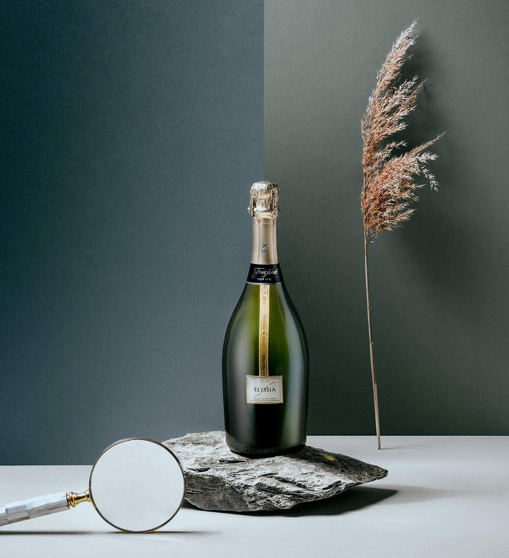 Freixenet Elyssia by Mikel Muruzabal Studio / Advertising Photographers in Northern Spain