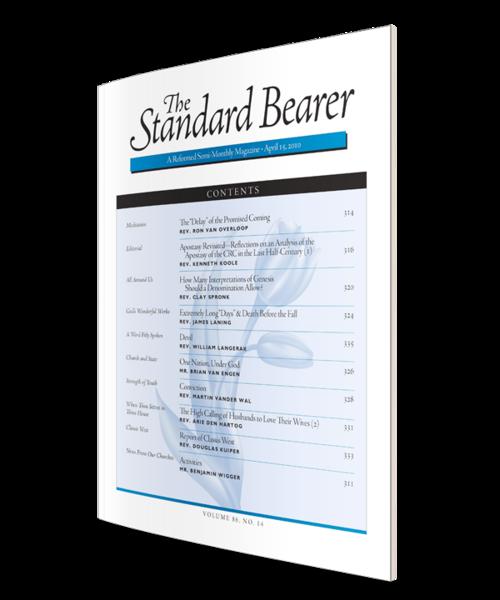 The Standard Bearer