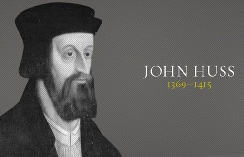 annual reformation day lecture - October 2017Have you heard of the reformer John Huss? Huss would become a hero to Luther and many other Reformers for Huss preached key Reformation themes, like hostility to indulgences, a century before Luther drew up his 95 Theses. -