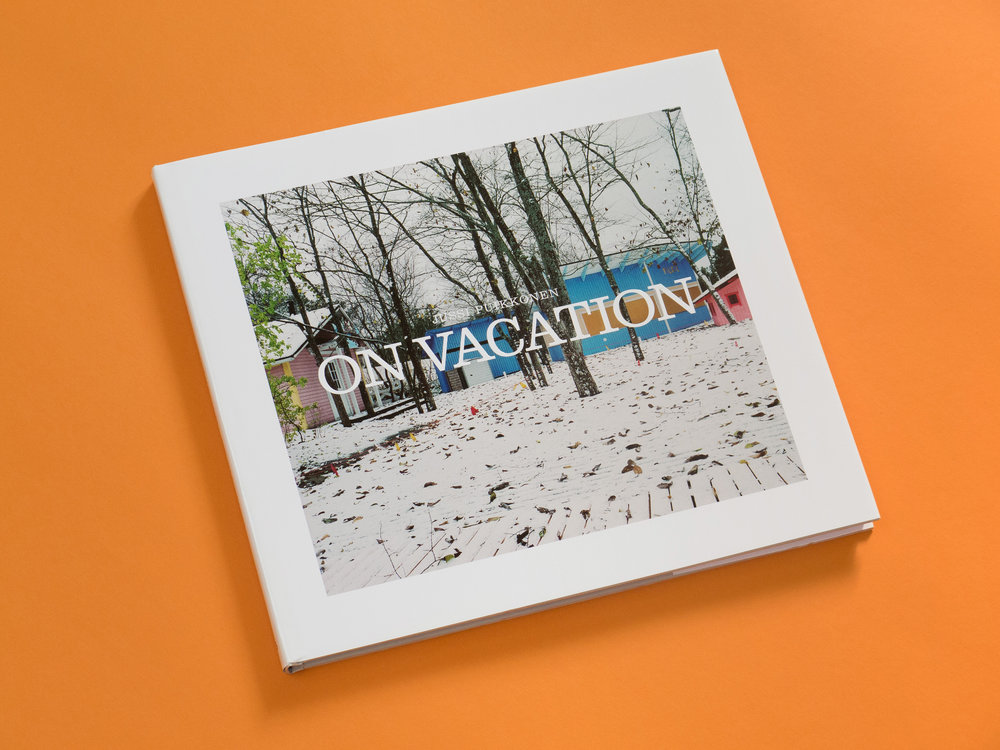 On vacation published by Edition Patrick Frey.