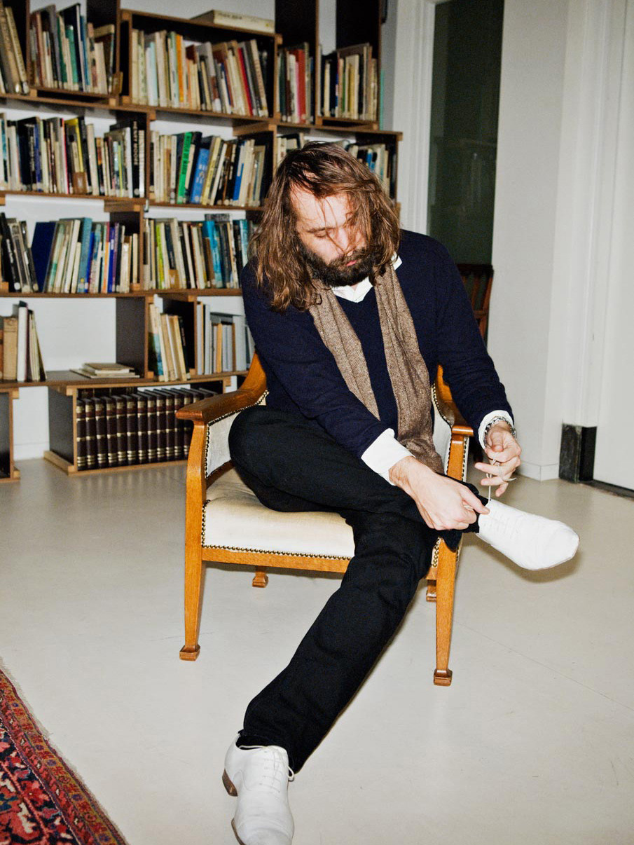 Sebastien Tellier for Glamcult (NL).