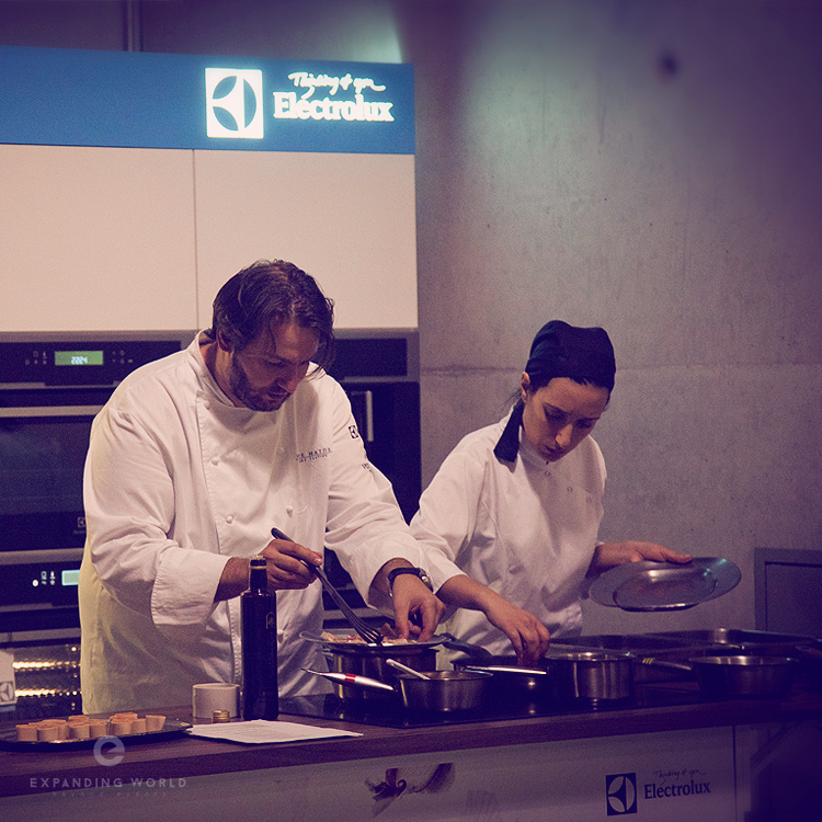 Chef's table Electrolux
