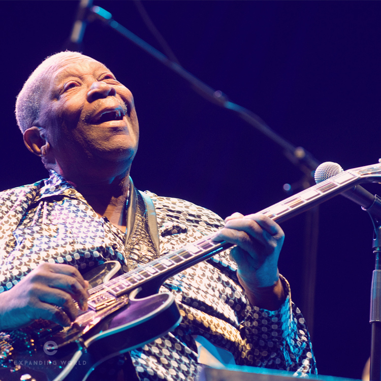 bb king - european opening tour legacy concert