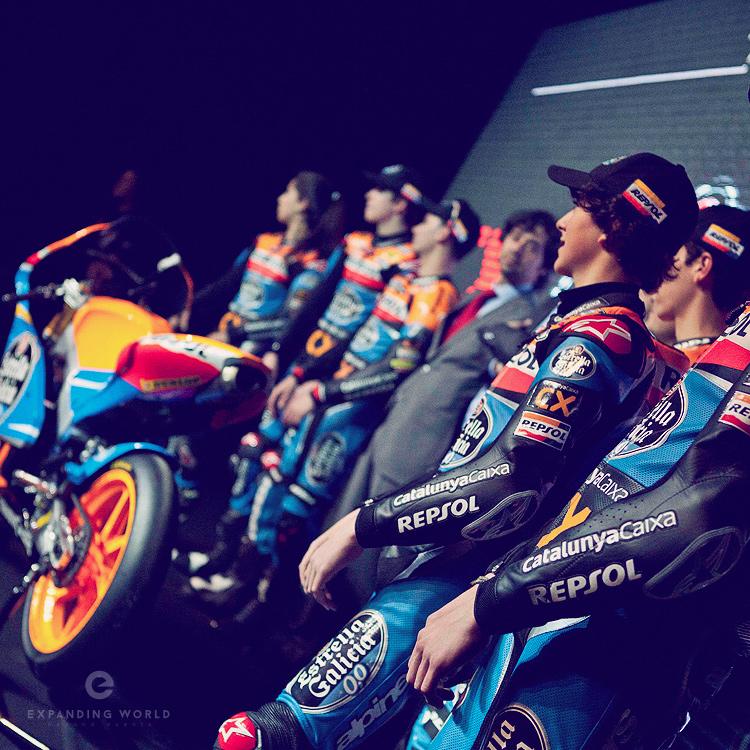 Moto GP - Team Estrela Presentation