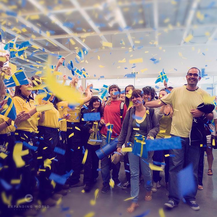 IKEA Opening