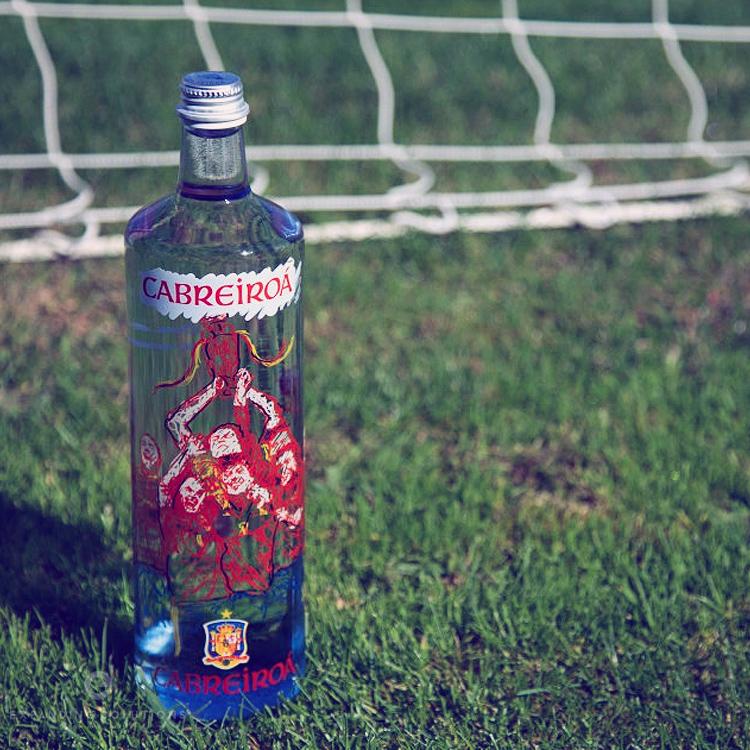 Cabreiroá - Agua Oficial Selección Española