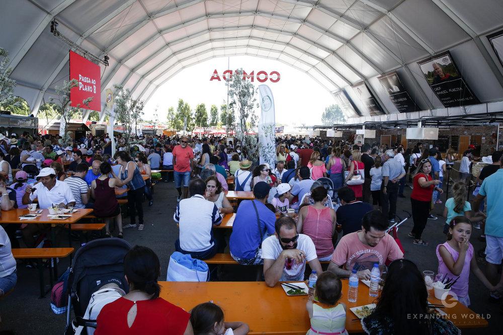Festival Comida Continente