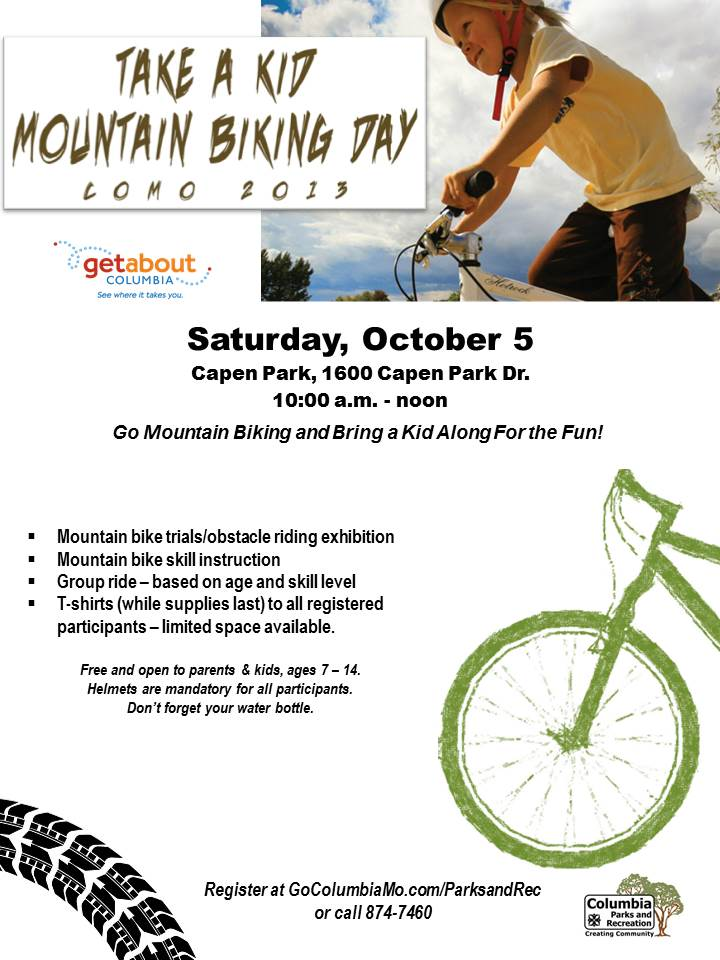 Kid Mtn Bike Flier