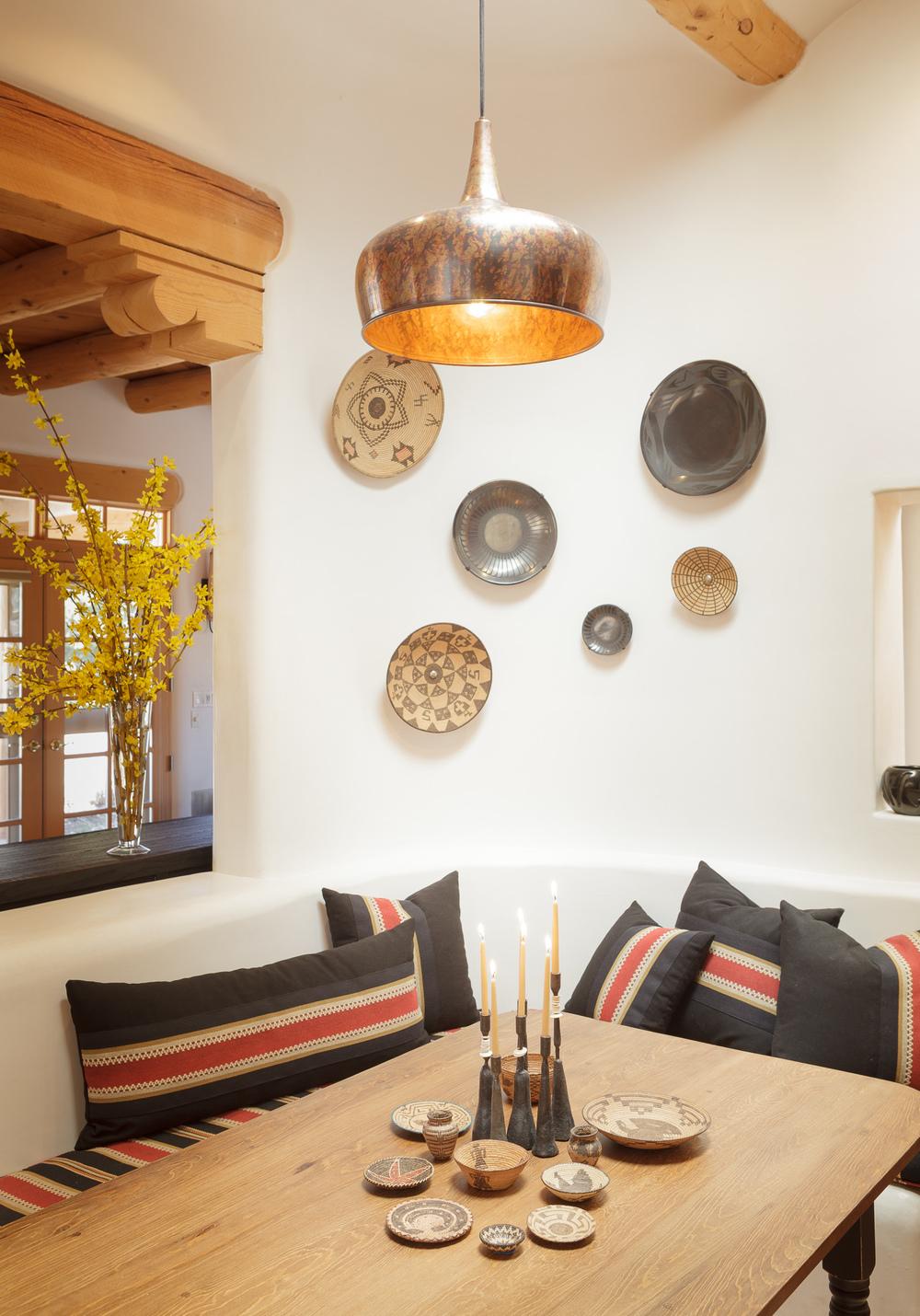 Santa fe interiors, interior design Santa Fe, Santa Fe NM