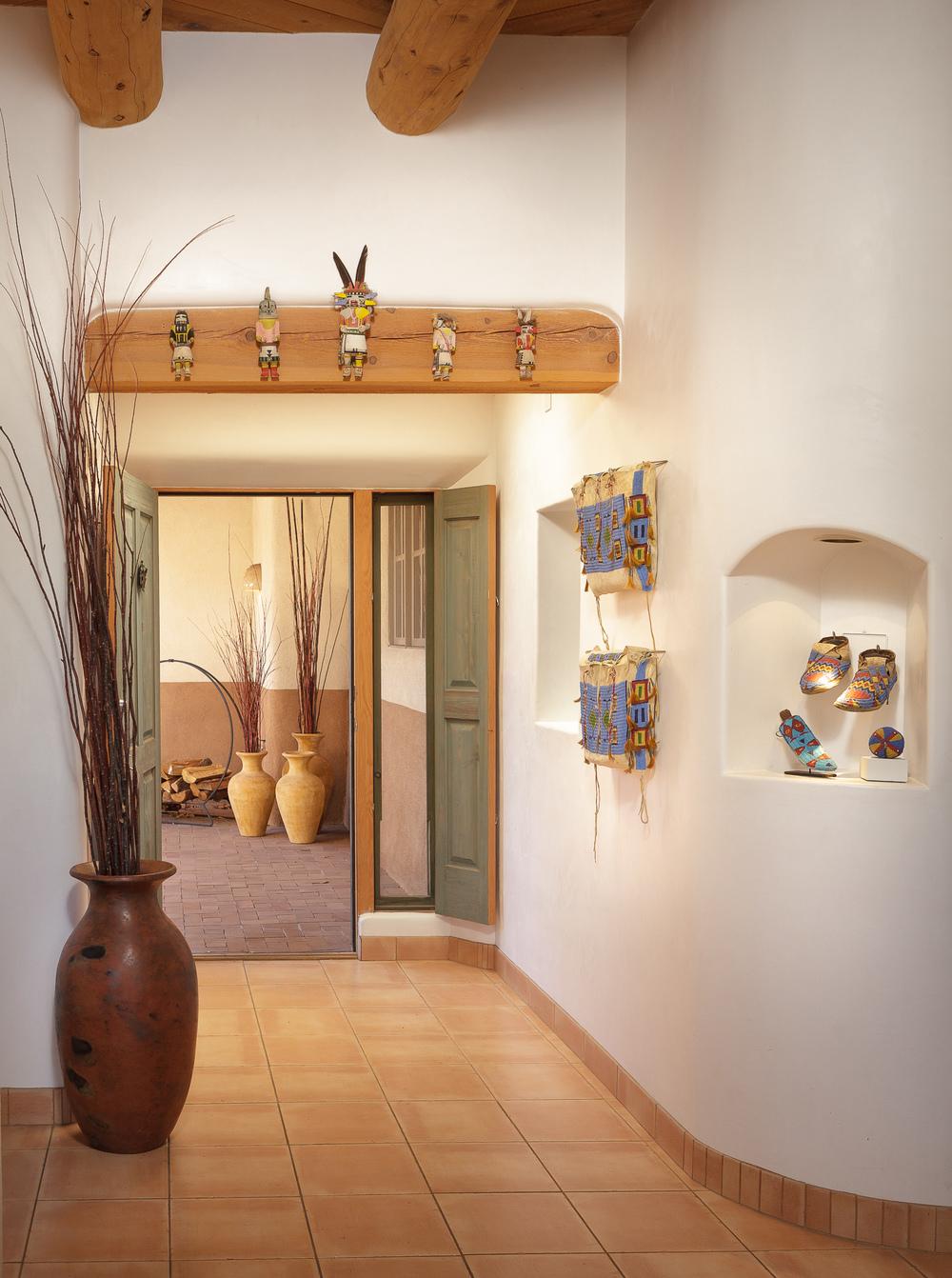 Santa Fe style, Interior designer Taos, southwest decoration