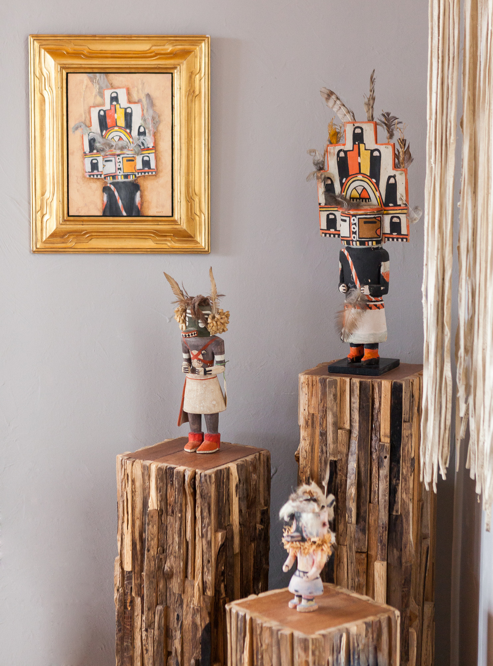 Santa Fe Style, New Mexico design, Native american art