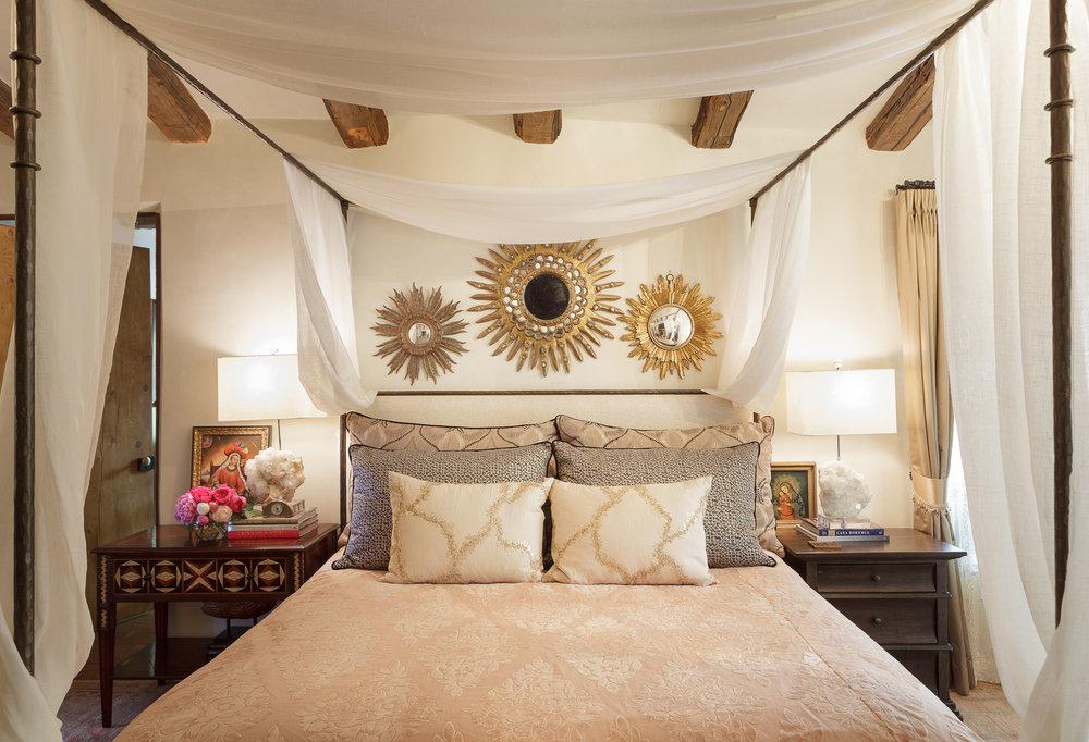 Santa Fe's Premier Mediterranean Style, Santa Fe Style, New Mexico Interior Design