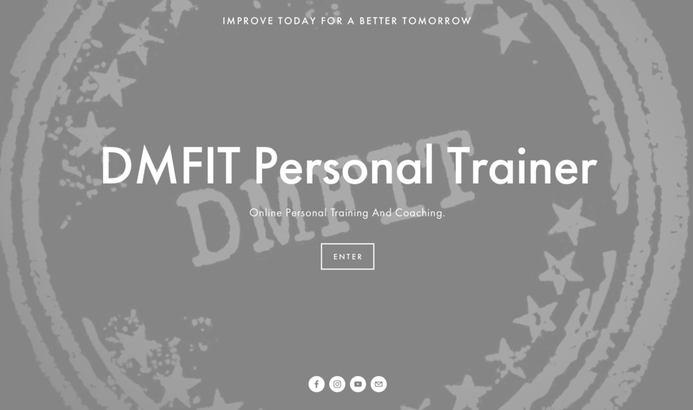 DMFITPT.COM Personal Trainer from St albans