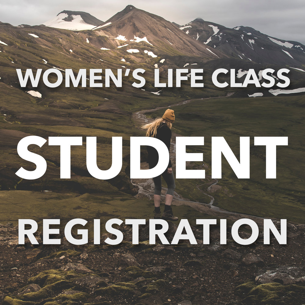 This Link is for First Time Life Class Students