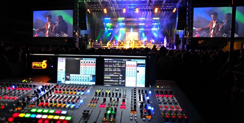 Service Audio e Luci -