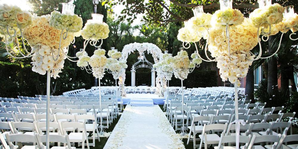 Matrimoni Civili - allestimenti per cerimonie civili.