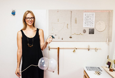 Brooke Woosley-Sheerin Jewelry Artisan for the body & home http://twentytwohours.com