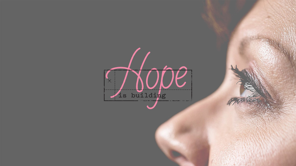 Hope Is Building - Sandy Studinski