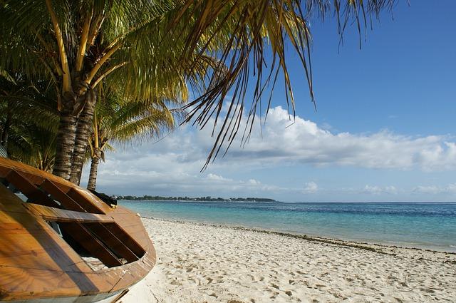 Mauritius' beaches aren't too bad