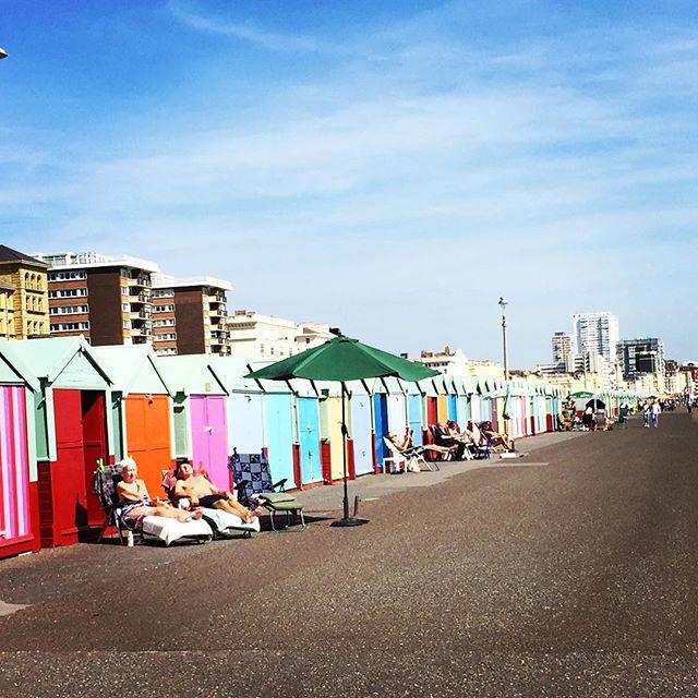 Sunny side up down in bakin' Brighton 🍳🍹