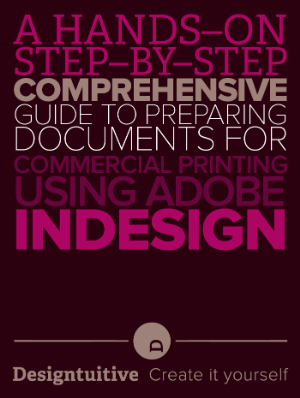 How to prepare InDesign documents for commercial printing: a