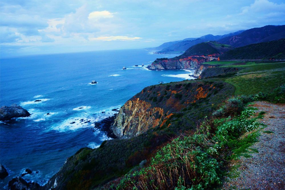 Big Sur, California, December 2012