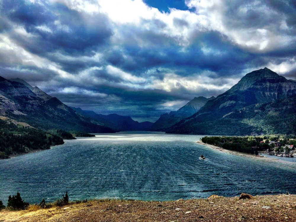 Waterton International Peace Park, Canada, August 2015