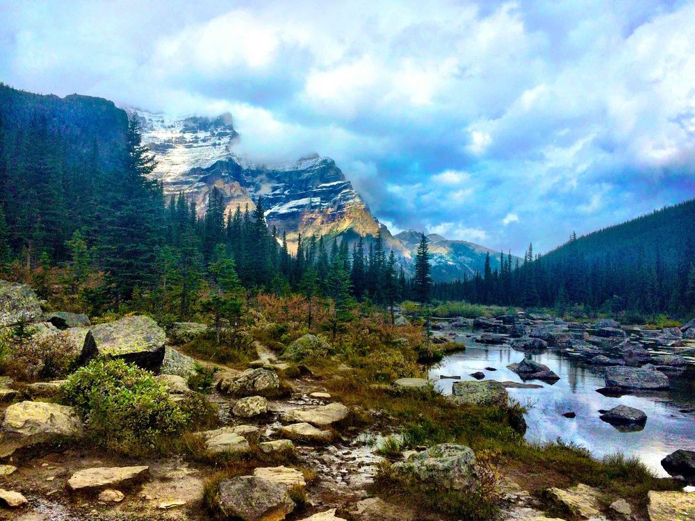 Banff National Park, Canada, September 2015