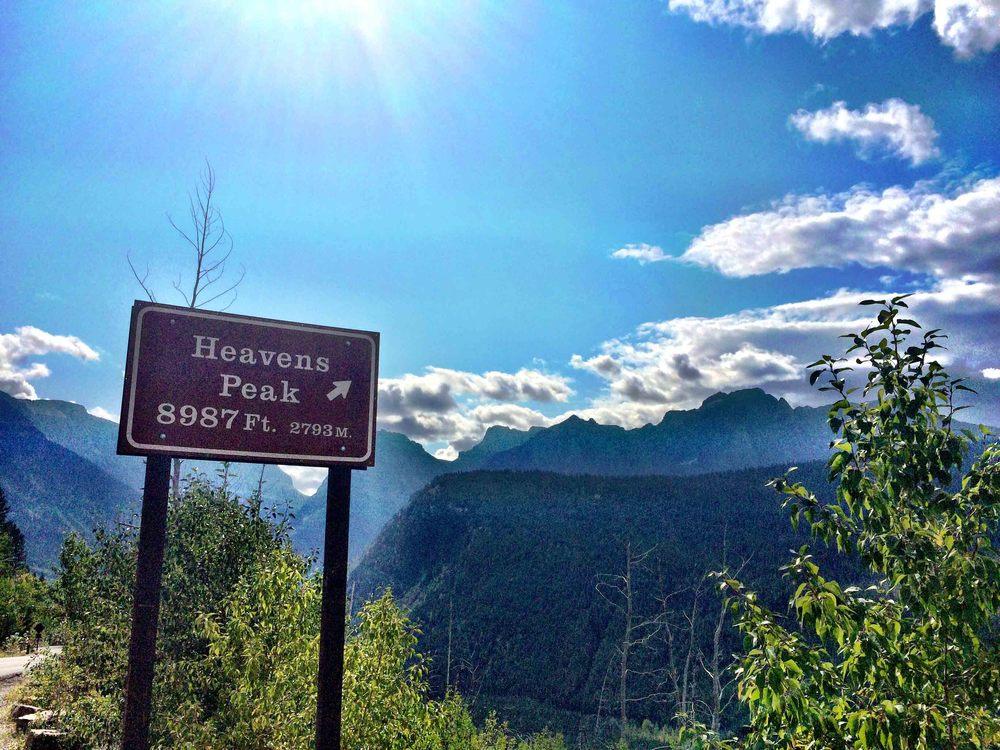 Glacier National Park, August 2015