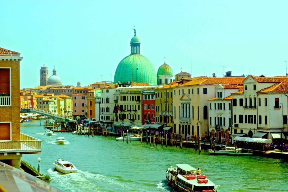 Venice, July 2015