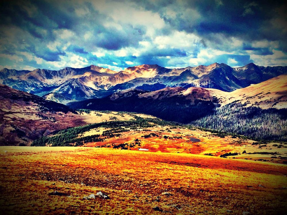 Rocky Mountain National Park, Colorado, September 2015