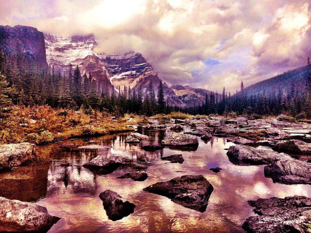 Banff National Park, Canada, September 2015