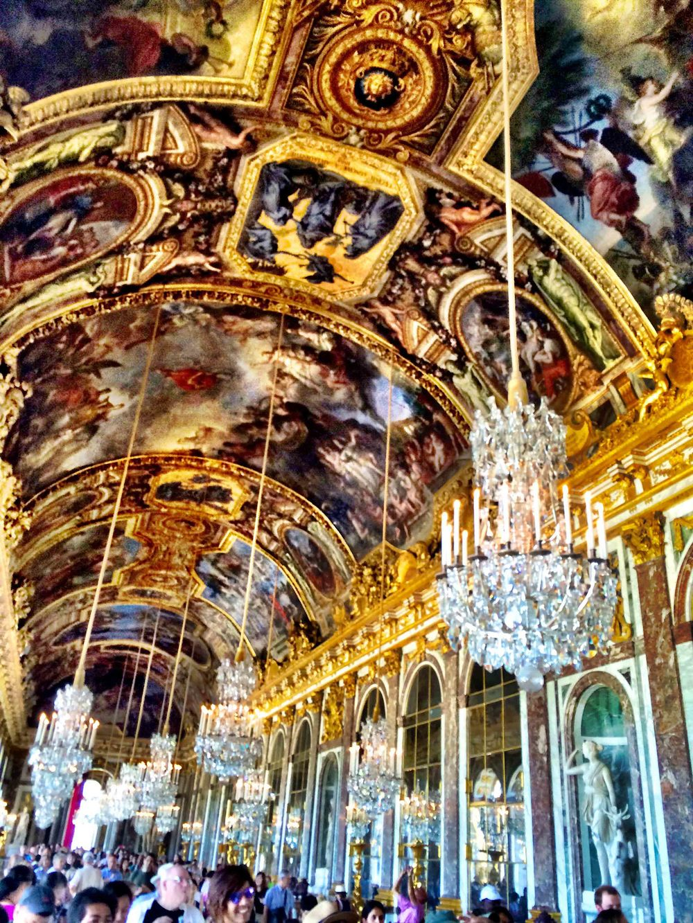 Versailles, Paris, July 2015
